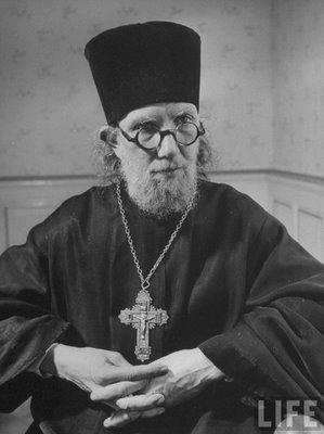 Fr George Florovsky