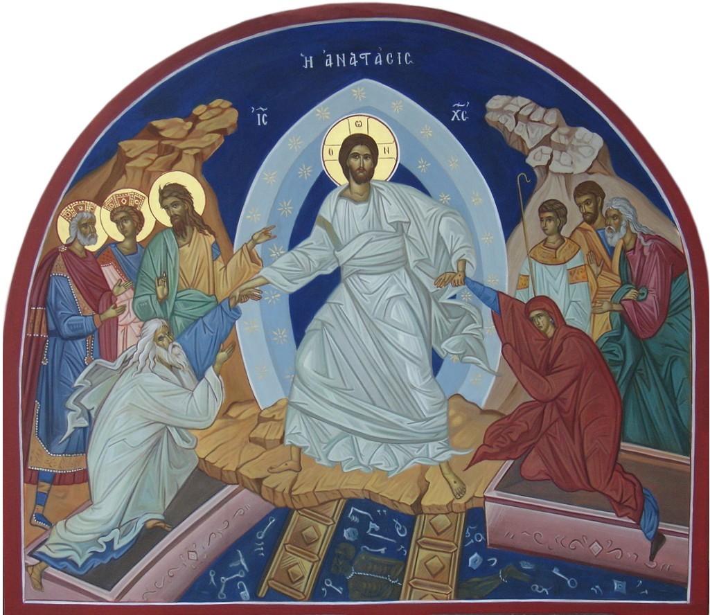Cristo è Risorto dans immagini sacre resurrection2007