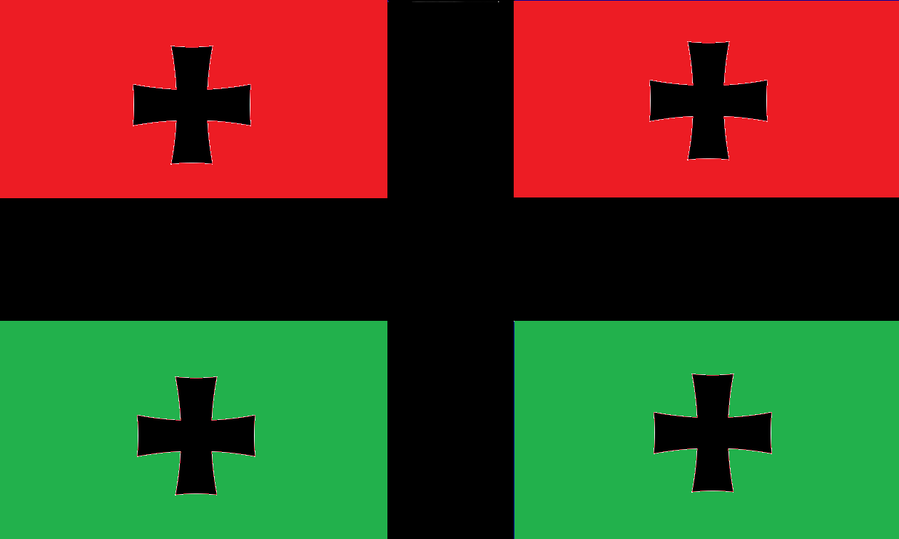 African-American Orthodox Flag