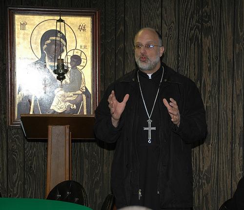 Archbishop Anastasios of Albania Orthodoxy missionary work