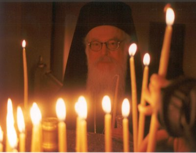 Archbishop Anastasios In Love, For Love, and By Love -- Missionary Series and orthodox city hermit