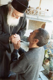 archbishop anastasios missionary city hermit orthodoxy