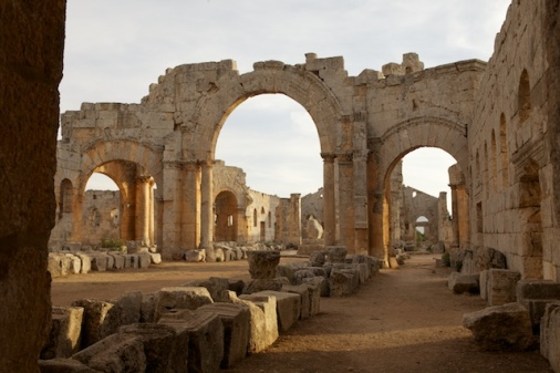 st symeon stylites archbishop anastasios yannoulatos orthodox missions city hermit