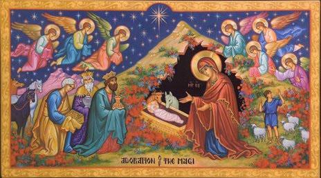 CHRISTMAS ENCYCLICAL 2013 – GREEK ORTHODOX ARCHDIOCESE OF