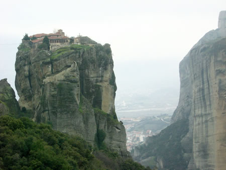 Meteora View
