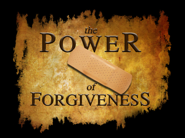 forgiveness band-aid