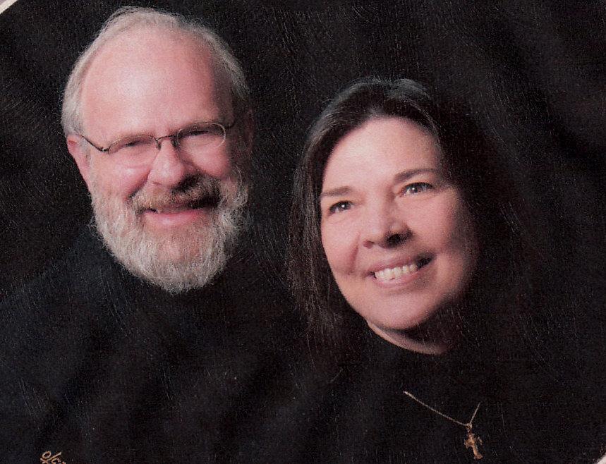 Fr Brendan & Presbytera Sahron Pelphery