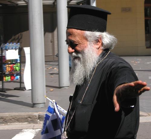 Fr Nektarios Zorbalas
