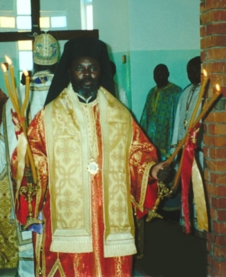 Bishop Ieronymos of Bukoba