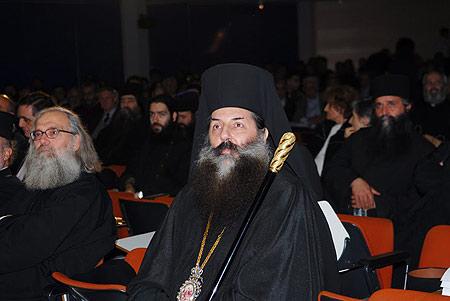 Metropolitan Seraphim of Pireaus