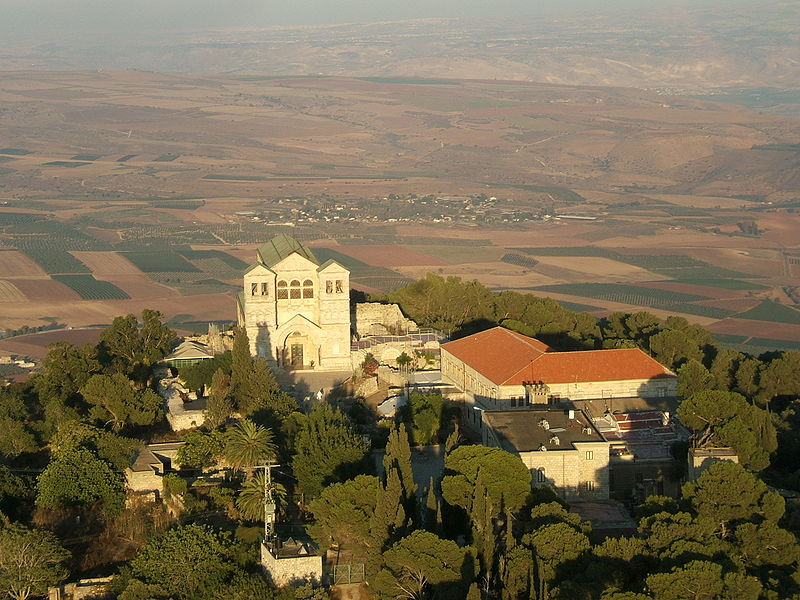 Churches on Mount Tabor
