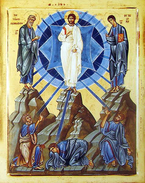 Transfiguration Icon01