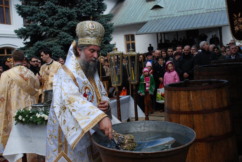 Aghiasmos - Blessing of the Waters