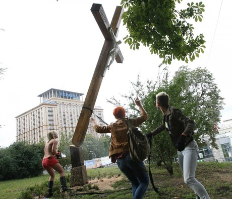 Legacy of Russian Communism_Tolerance of Christianity!