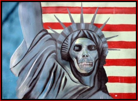 Pseudo Christians - America the Great Satan