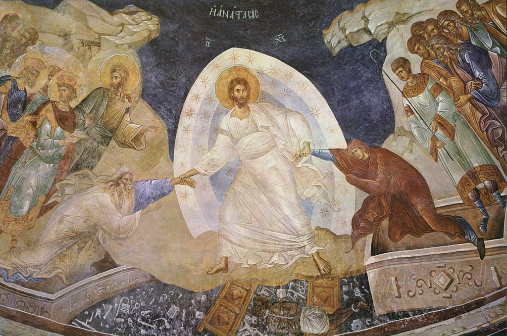 Resurrection 02 (Chora)