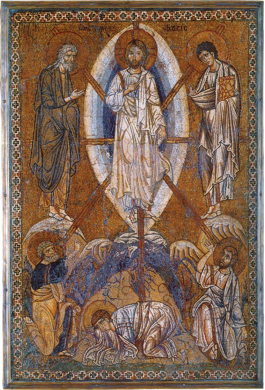 Transfiguration - Divine Light