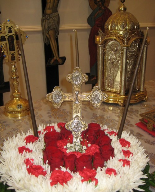Wreath for Elevation of the Holy Cross