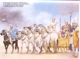 Constantius I entourage