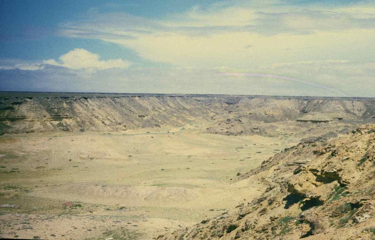 Desert Canyon for Misanthropes
