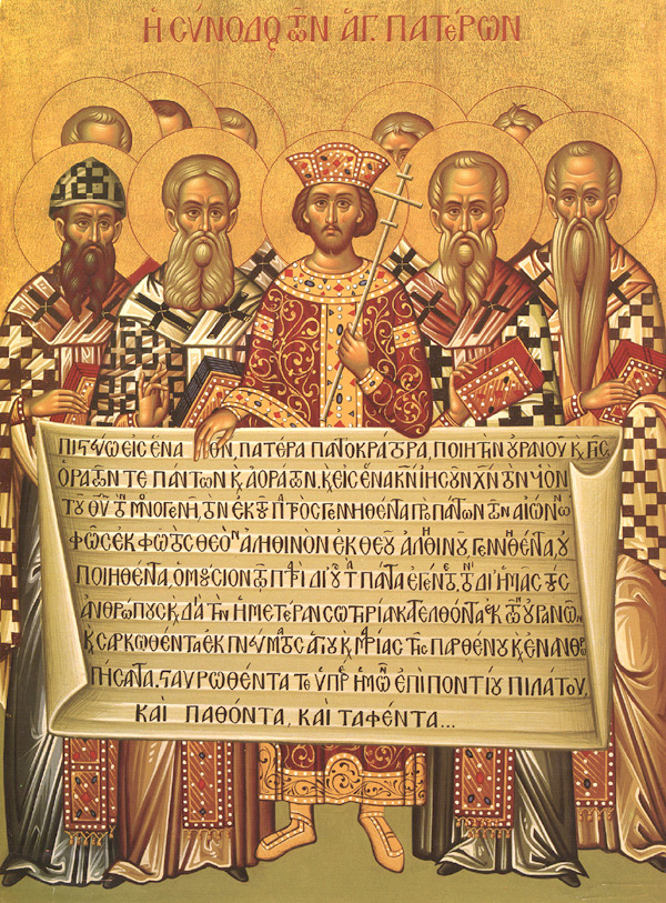 First Eumenical Council of Nicaea01