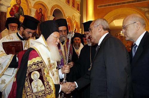 Funeral of Patriarch Ignatios Hazim01