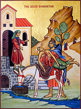 Parable of the Good Samaritan (Lk. 10:25-37): A Lesson in Humanity ...