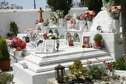 Mykonos Cemetery