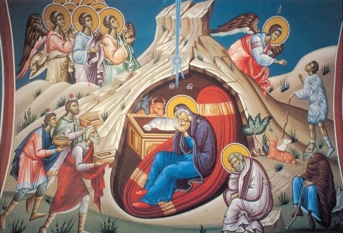 Festal Icon of the Nativity