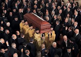 Patriarch Ignatios Funeral Procession01