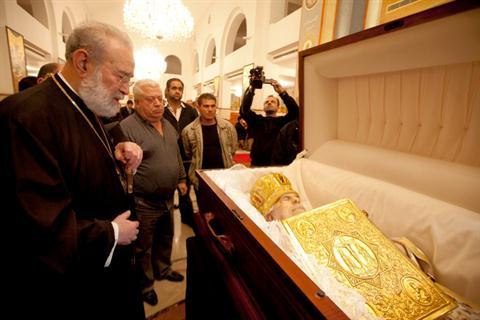 Patriarch Ignatios Hazim of Antioch02