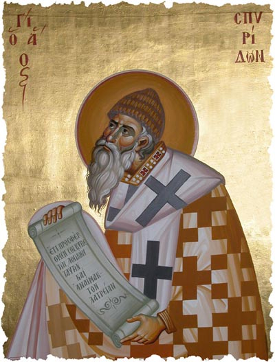 St Spyridon of Tremithoundas