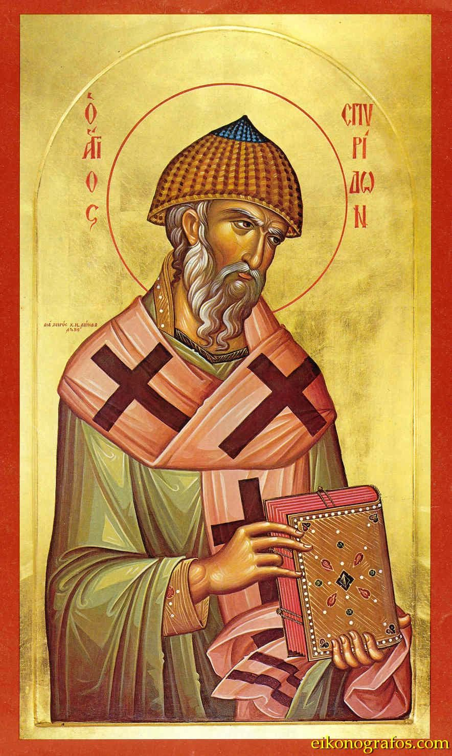 St Spyridon of Tremithoundas01