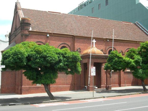 Evangelismos_East Melbourne