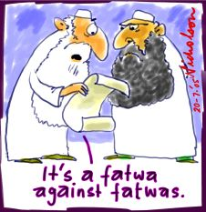 Fatwa against fatwas
