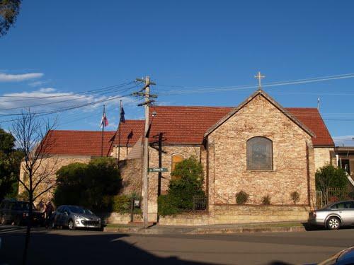 St Lazarus Serbian Orthodox Church_Alexandria_Sydney