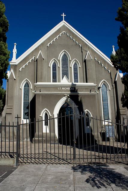 St Nicholas East Melbourne
