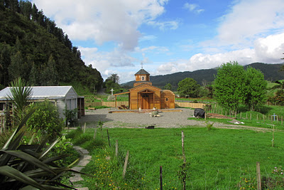 Sacred Monastery of the Holy Archangels and St. Basil - Neo Tharri Levin, New Zealand