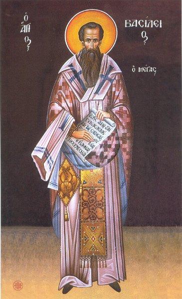 St Vasileios (Basil) the Great