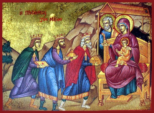 Nativity 08 (Magi)