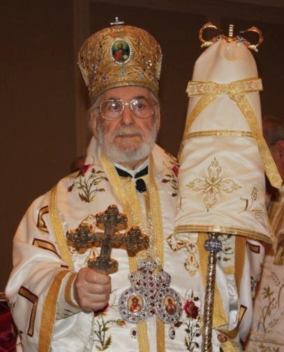 Patriarch Ignatius Hazim IV