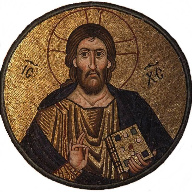 Christ_Pantocrator_mosaic