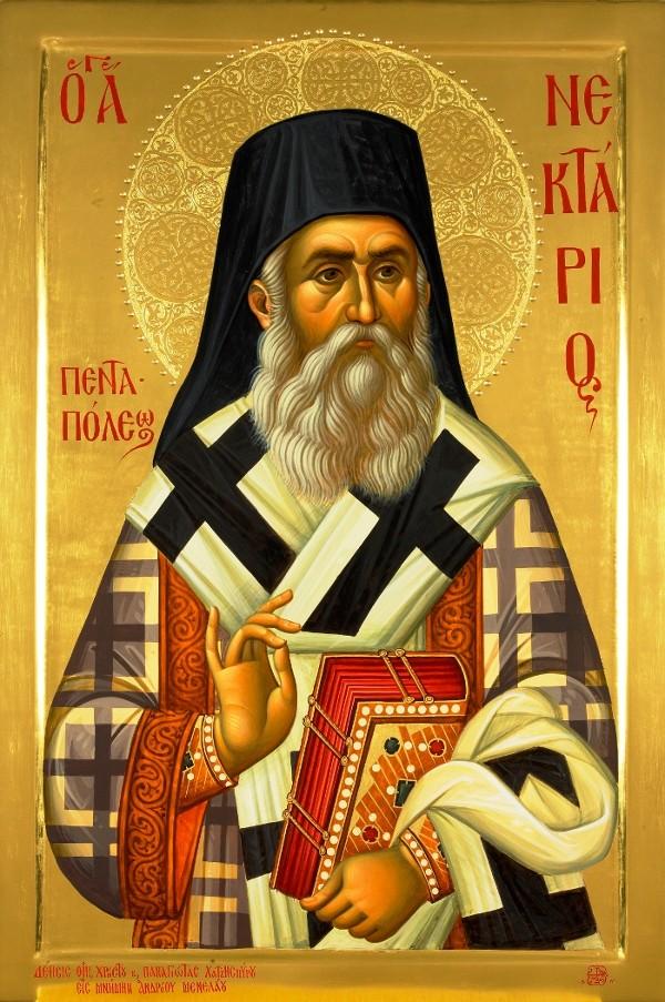 St Nectarios of Pentapolis 03