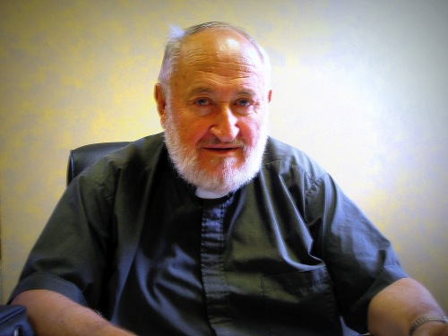 Fr George Dimopoulos