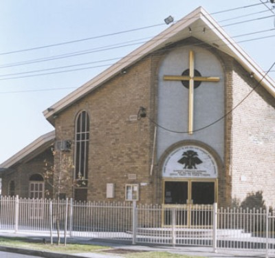 Holy Cross Church - Box Hill - Victoria