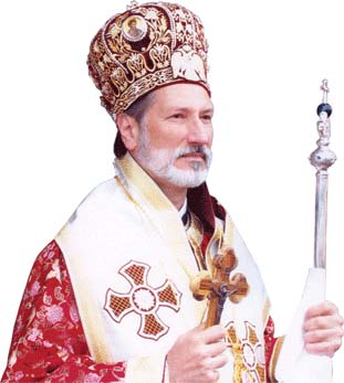 Bishop Irenaej Serbian Metropolis of Australia