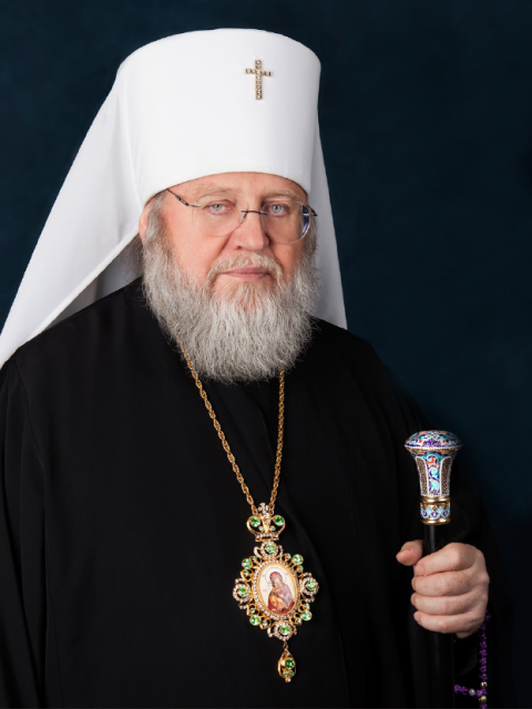 Metropolitan Hilarion of ROCOR