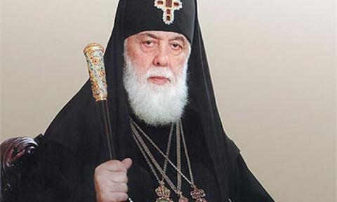 His Beatitude Patriarch Iliya of Georgia01
