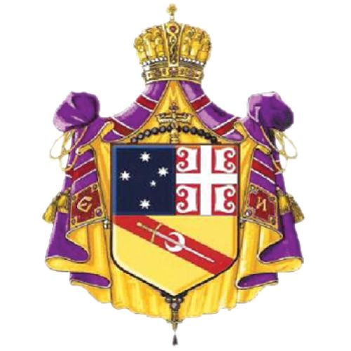 Serbian Orthodox Diocese of Australia and NZ emblem