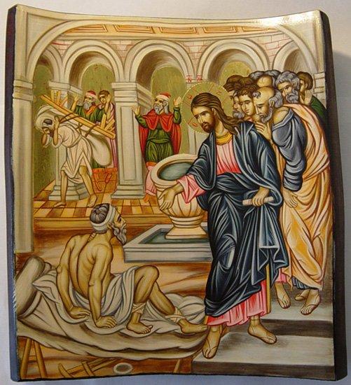 Healing the Paralytic at Bethesda